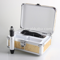 Hot Sell Derma Pen Derma Stamp Derma Roller Factory Direct Wholesale Beauty Equipment with 12 Needles