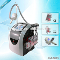 Cryolipolysis body cool shape slimming system 4 in 1 lipo and cryo