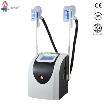 best selling two cryo handles cryotherapy machine /cryolipolysis portable with CE