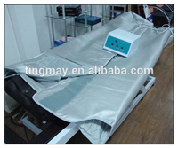 TM-4049 new design infrared sauna blanket best selling products/slimming body warp blanket far infrared slimming blanket
