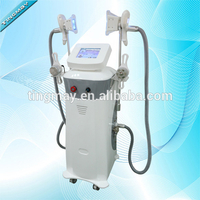 Top sale!!! 4 handles fat freezing fat removal machine / cryolipo slimming machine