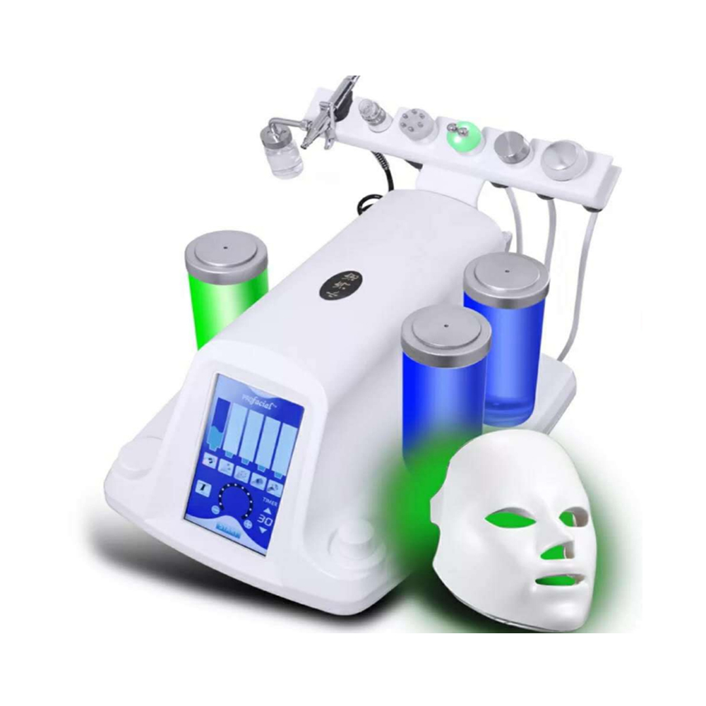 Hot selling beauty salon hydro dermabrasion oxygen therapy facial beauty machine