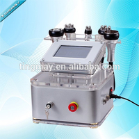 Cavitation 5 in1 cavi lipo machine slimming ultrasonic device