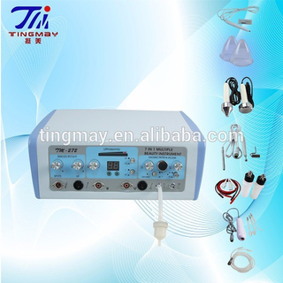 7 in 1 facial beauty Iontophoresis galvanic facial machine