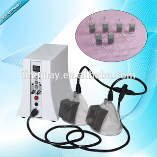 2017 cheap price buttocks enlargement cup vacuum therapy cupping machine butt enlargement machine
