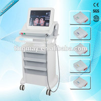 Hifu skin tightening machine fat removal hifu face and body equipment