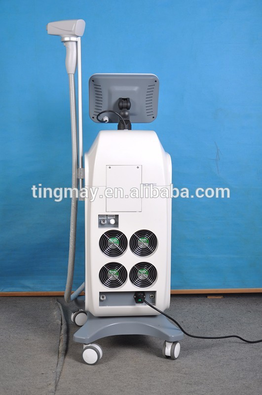 Factory 808nm diode laser permanent hair removal machine