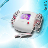 2018 hot portable lipo laser slimming machine for sale weight loss