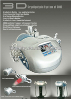 3D Super Cryolipolysis Slimming Machine on sale