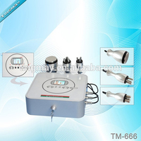 Ultrasound Multipolar RF Cavitation Machine Face Tightening Beauty Equipment