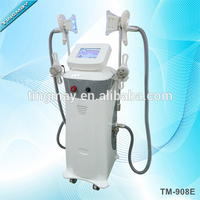 Vacuum cryolipolysis machine for home use