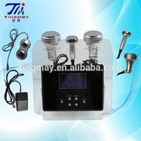 Mini cavitation ultrasound device for slimming