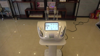 Vmax hifu Radar line carve ultrasound machine for face skin tighten and lifting