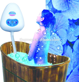 Aqua massage ozone bath machine