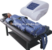 3 in 1 far infrared & ten ems muscle stimulator portable pressotherapy machine