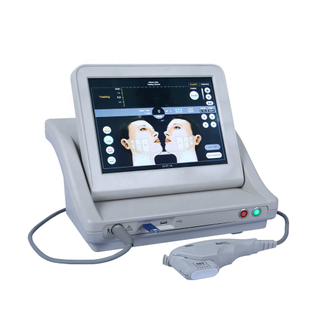 5 cartridges Hifu machine/high intensity focused ultrasound smas hifu system