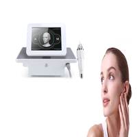 Newest portable fractional RF microneedle face skin care machine