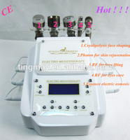 electroporation no needle mesotherapy machine skin lifting beauty machine