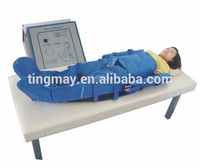 Lymphatic drainage massage machine