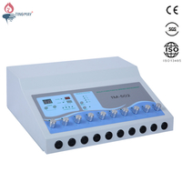 Portable electronic muscle stimulator facial muscle stimulator TM-502