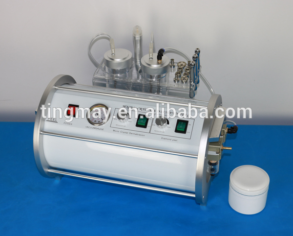 New product the factory price dermabrasion machine 2 in1 /crystal microdermabrasion