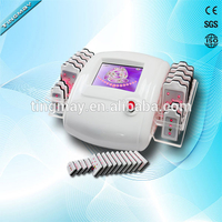 14 pcs Pads lipo lasers body shaping machine / lipo laser slimming product