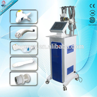 2016 Newest Vertical V12 Velashape 40K Cavitation Vacuum RF Slimming Machine