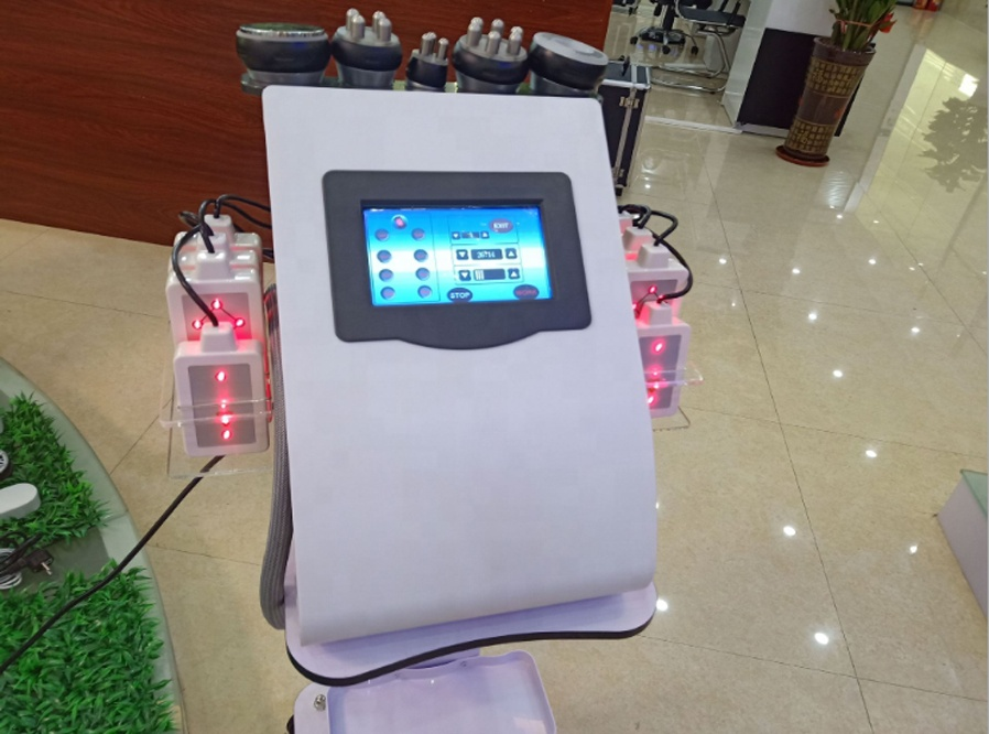 2019 Popular tingmay multifunctional lipo laser RF ultrasonic vacuum cavitation lipolaser slimming machine