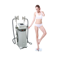Popular cryolipolysis weight loss machine combine cavitation and rf