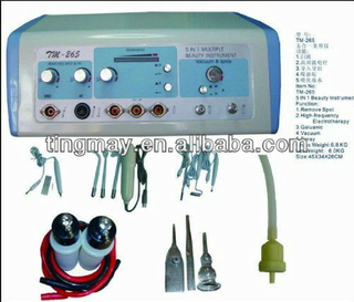 Home use wrinkle removal facial massage machine tm-265
