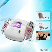 Portable cold laser lipolysis slimming machine TM-909