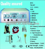 facial vacuum suction machine facial spray machine tm-267