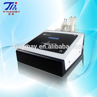 Bipolar/Tripolar rf micro current face lifting machine