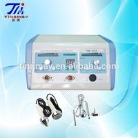 2in1 portable home use facial massage machine