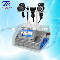 5in1 cavitation tripolar rf vacuum lipo cavitation machine price