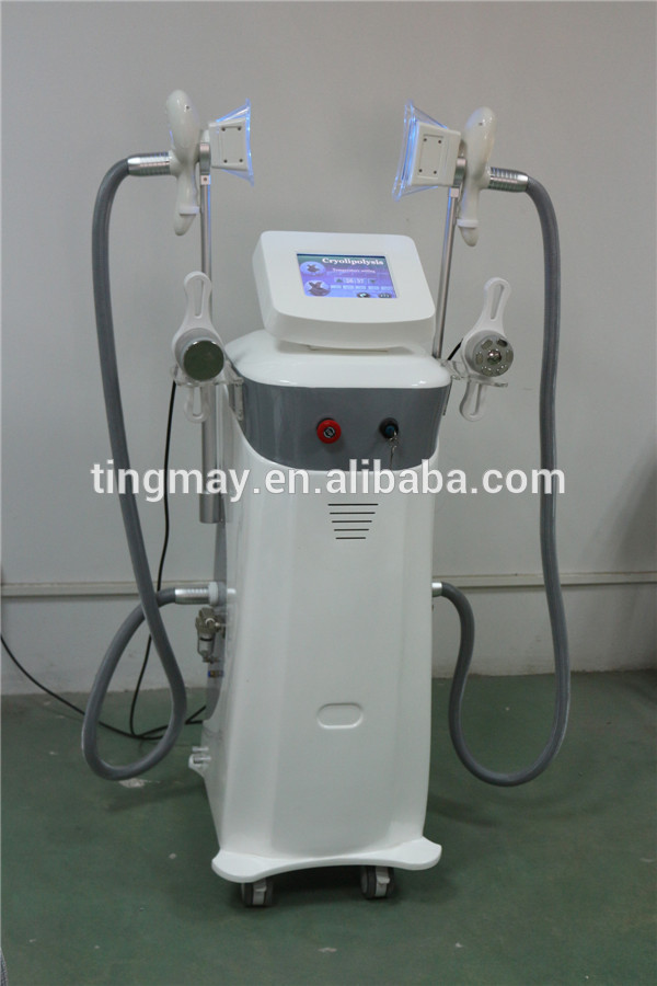 cavitation rf cryolipolysis slimming machine fat freezing slimming machine