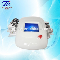 Vacuum massage machine cavitation and lipolaser