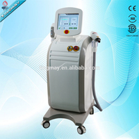 nd yag laser IPL SHR hair removal machine