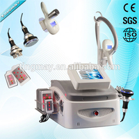 Touch screen Portable cryolipolysis machine, body slimming machine, portable cryotherapy machine