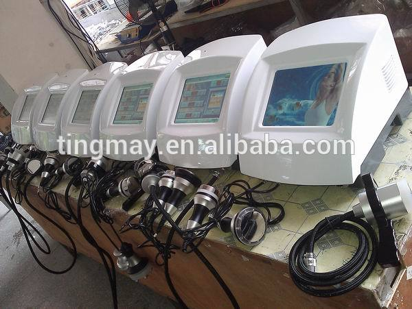 5 in 1 RF Ultrasound Cavitation Fat Removal Machine portable ultrasonic slimming cavitation
