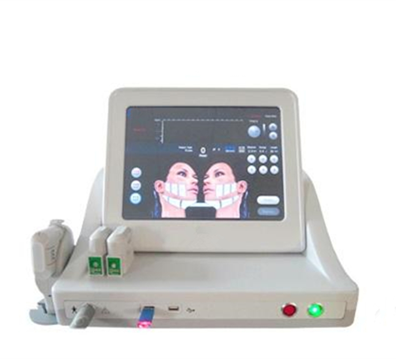 HIFU high intensity focused ultrasound /face lifting HIFU machine /HIFU for wrinkle removal