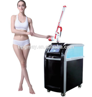 Professional 1064 nm 532nm laser picosecond for all pigment removal beauty machine