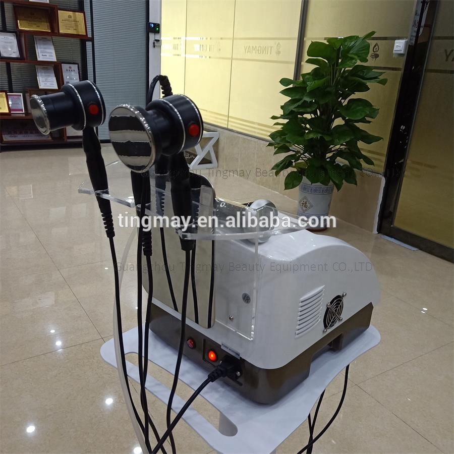 Portable monopolar rf cet ret/rf lifting/rf slimming machine