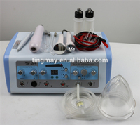 6in1 High Frequrncy Electrotherapy Equipment Beauty Salon Instruments