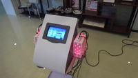 Guangzhou laser diode lipo laser cavitation and rf Fat burning machine