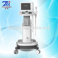 Face lift hifu high intensity focused ultrasound