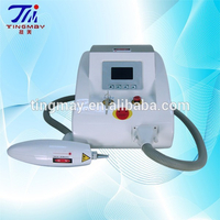 Hair removallaser/facial rejuvenation forever beauty laser machine