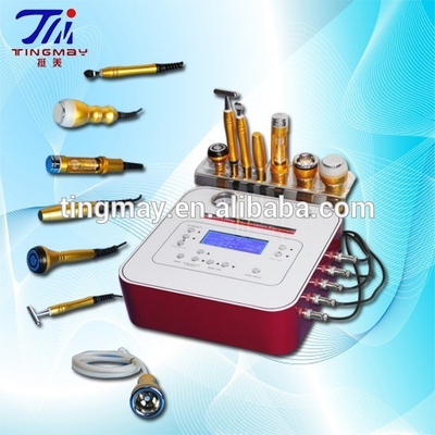 Face care iontophoresis no needle mesotherapy machine