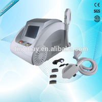 laser portable hair removal machine ! E-light IPL RF hair removal machine