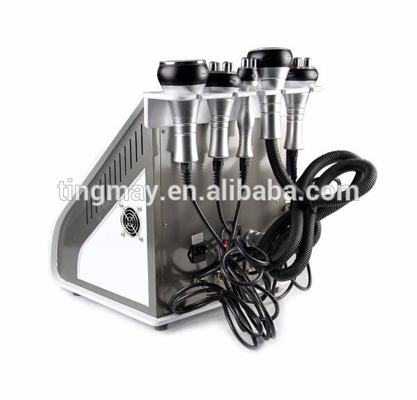 Whole sale portable vacuum 40kcavitation rf lipolaser slimming machine